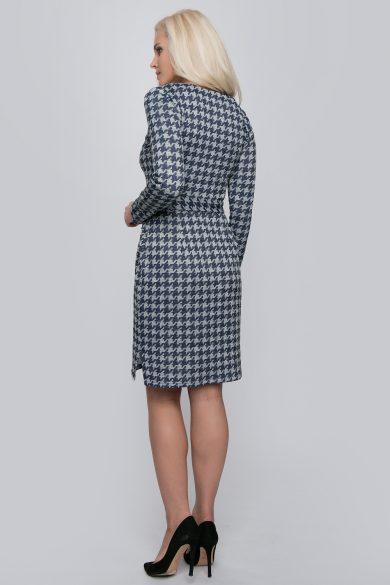 Теплое платье Malina Style 204