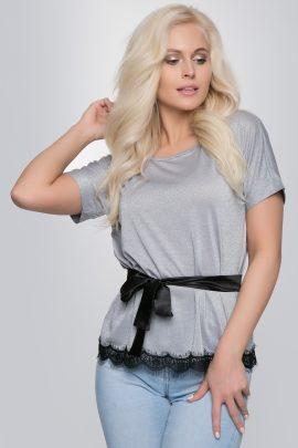 Блуза с люрексом 221