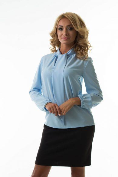 Блуза с бантом Malina Style (арт. 194)