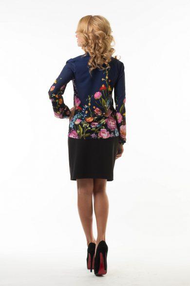Блуза с купоном Malina Style арт. 181