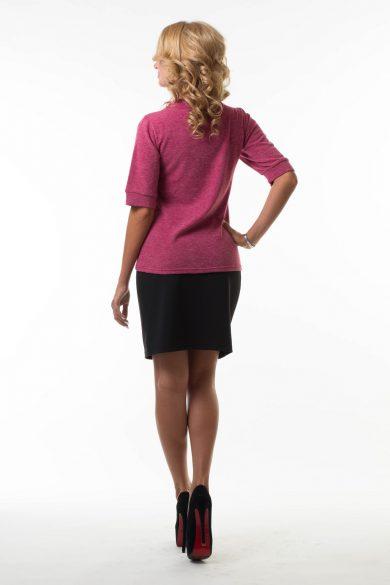 Джемпер с шарфиком Malina Style арт. 187