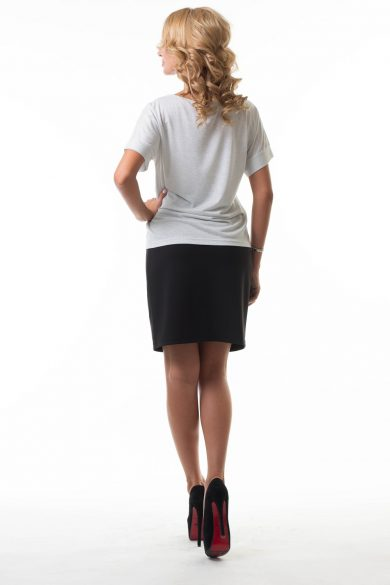 Джемпер с люрексом Malina Style (170)