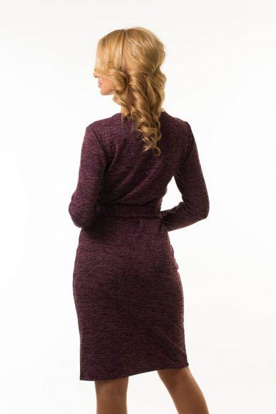 Платье с разрезом Malina Style (арт. 195)