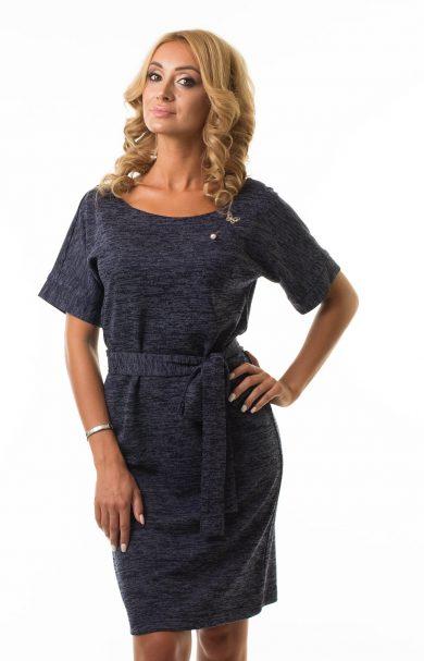 Платье с поясом Malina Style арт. 184