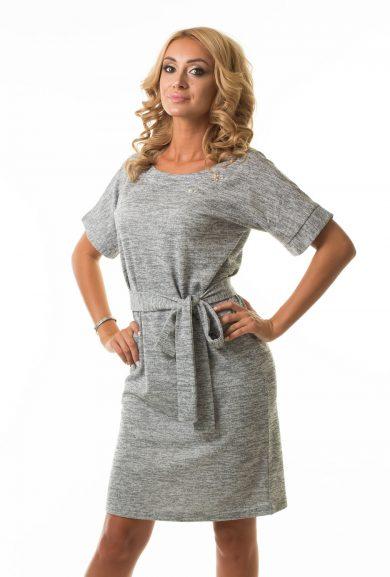 Платье с поясом Malina Style арт. 185