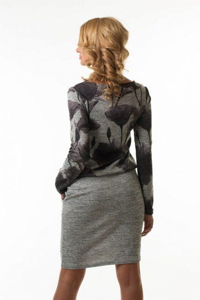 Платье с напуском Malina Style (арт. 188)