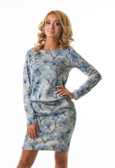 Платье с напуском Malina Style арт.190